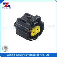 Professional Supply 2 pins female electrical waterproof plastic 178792-2 auto connector