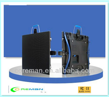 new product p4 indoor RGB 128*128 MODULE size rental screen P4 outdoor rental led display /led screen rental