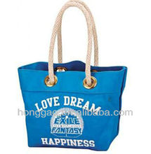 Top quality canvas bag shopping tote direct factory