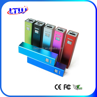 Lipstick Power Bank 2600mAh External Backup Power Bank for Samsung for samsung galaxy note