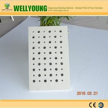 Best price irregualr hole building material gypsum board