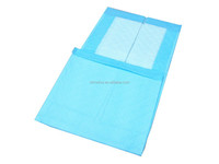 Disposable water proof urinal pads adults leakproof underpads disposable non-woven urine diapers adults sanitary nappy supplier