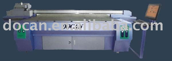 DOCAN uv flatbed glass printer uv 2518