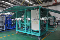 ZJB Series Single stage transformer oil filtration machine(for 550KV, 750KV, 800KV, 1000KV transformer)