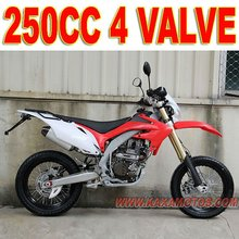 24HP 4 Valve Motorcycle 250
