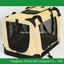 XinYou Portable Large Pet Carrier Cat Dog Airline Travel Soft Sided Bag Carrier