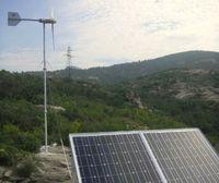 Green power 3kw wind generator hybrid solar system for sale, hybrid solar system home use