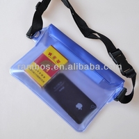 Waterproof Underwater Waist Dry Bag Case Cover Pocket Wallet Case for Mobile Phones Camera