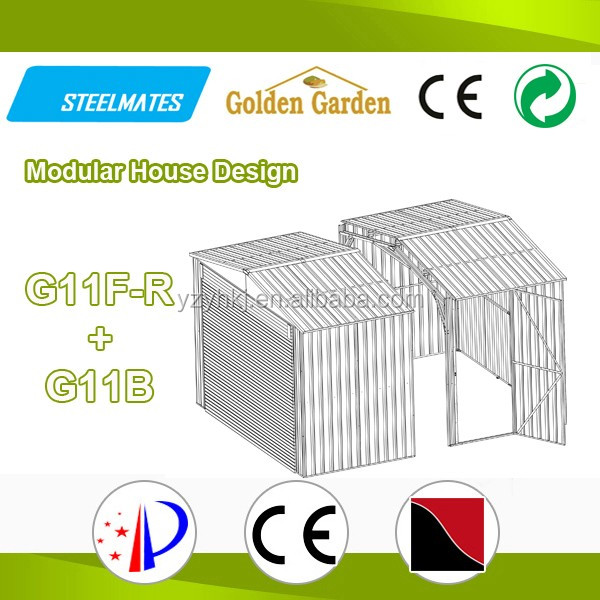 high quality steel module house