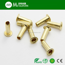 M6 M7 M8 M9 Alloy Copper Copper Material Hollow Rivet Single Tube