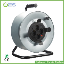 High Quality Euro Indoor Extension Plastic Wire Reel/Cable drum