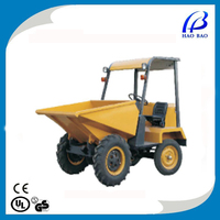 4WD cheap Site Dumper for sale 1200kg