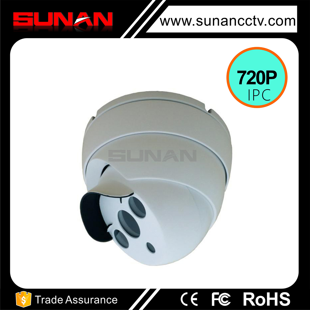 HD720p CCTV sports Camera with Unique Housing High Quality 1MP CCTV IP Camera