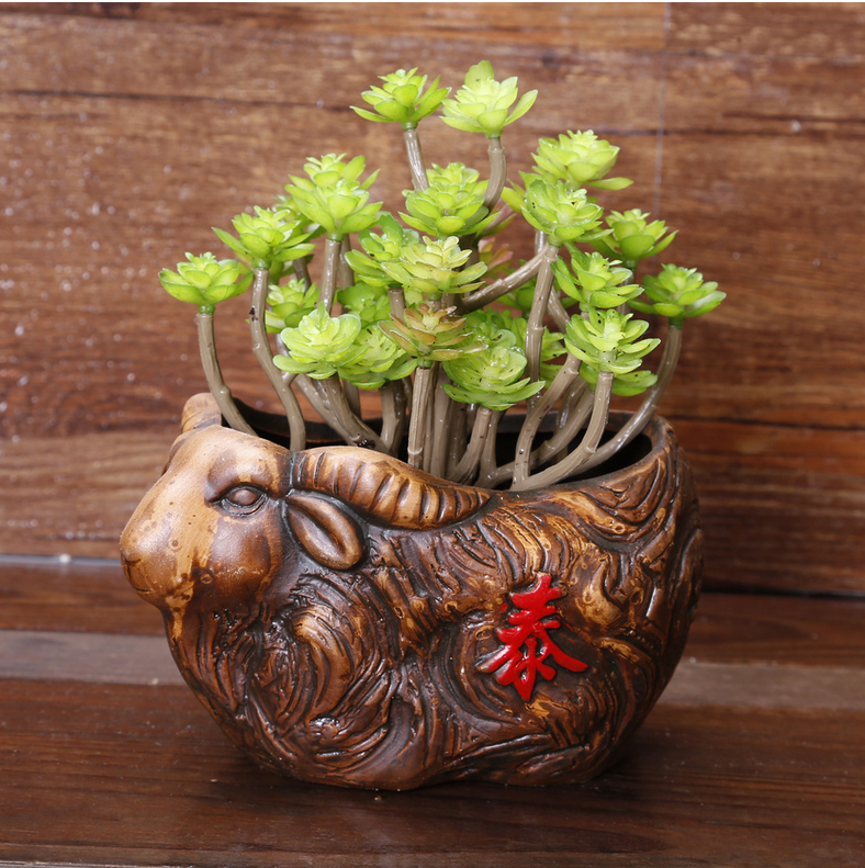 mini cheap ceramic flower pots and planter for sale buy