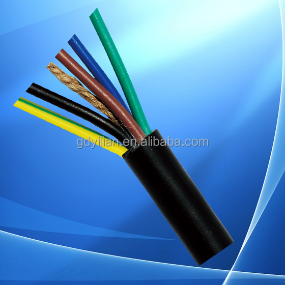 BV/BVVR/BLVVB/BVR Copper core PVC sheathed electric wire power cable /electrical cables and wires