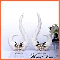 NHTC1210 China High Quality Pear Porcelain Decoration For Wholesale