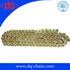 Motorcycle drive chain gold chain
