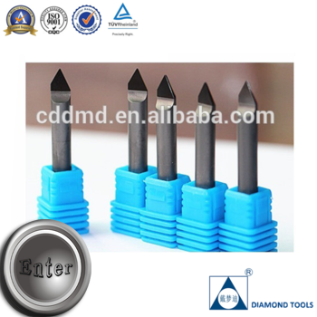 High Quality PCD Cutting inserts diamond insert PCD tool pcd cutting inserts