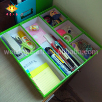 Desktop Paper Organizer Cosmetic Packaging Box