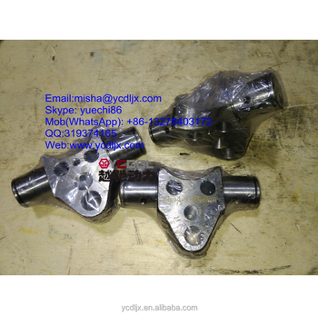 Rocker arm shafts D04-005-30a(D04-116-30A) 4110001002059 for SHANGHAIDONGFENG D6114 engine