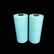 Low light-through rate round baler film/silage wrap for Agriculture Use