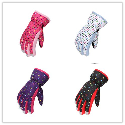 Ski Gloves Waterproof Windproof For Men,Women,Boys,girls Winter Outdoor Sports Warm Couple Snowboard Gloves for Snow Skiing