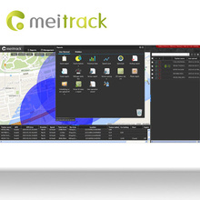 Meitrack online gps gprs tracking system with with Multiple Reports