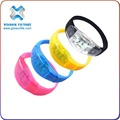 halloween High Quality Twinkle Bracelet Supplier With Logo,led bracelet