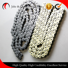 China manufacturer best bajaj pulsar 180 motorcycle chain kit, did motorcycle chain
