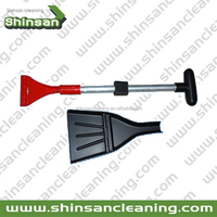 2015 hot selling ice scraper ice breaker/snow brush with ice scraper/ice scraper