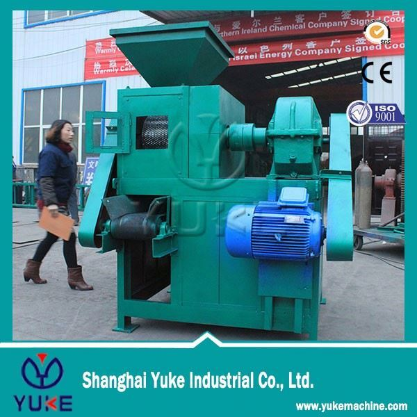 China factory kehua briquette machine
