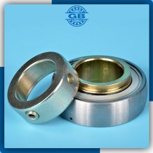 RAE30-NPP-B eccentric locking collar insert ball roller bearing