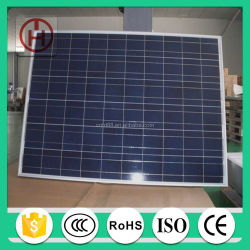 low price 12v polycrystalline solar panel 100w