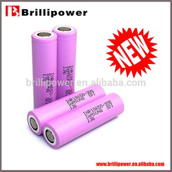 Most popular items original Samsung 20A inr18650 30q 3000mah lithium battery with flat top