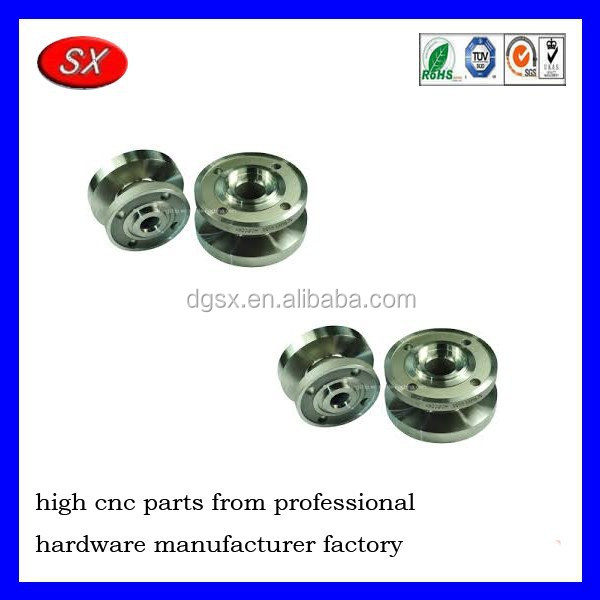 Customized CNC machined parts ABS Plastic Parts/Stainless Steel ,CNC Milling part