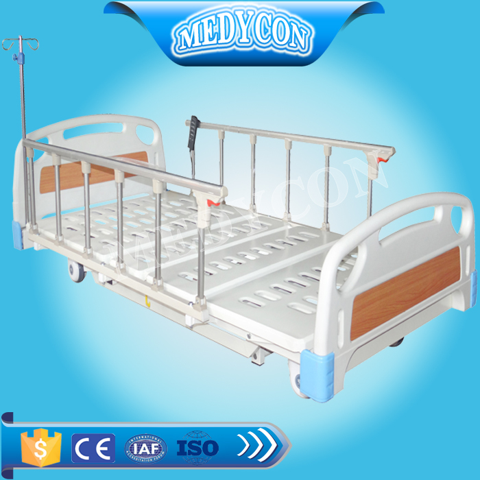 CE approved Extra wide electric nursing bed linen positions for nursing homes