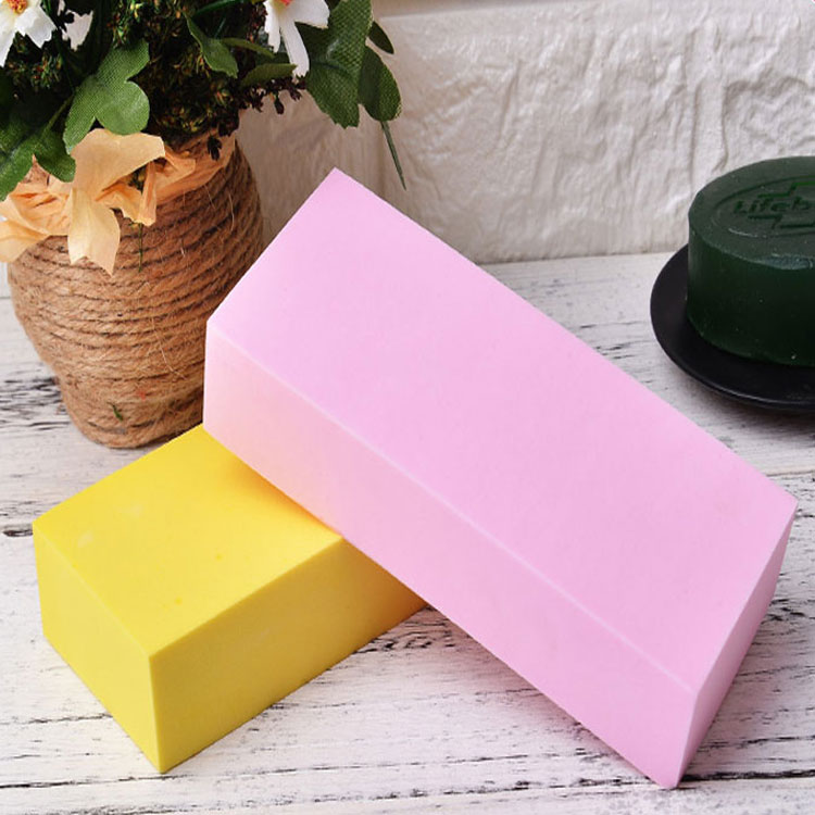 drying car sponge water absorbing sponge pva chamois cloth blocks
