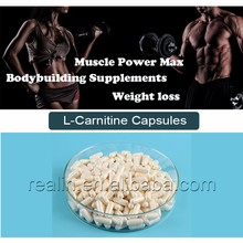 Slim and Trim L-Carnitine Capsules Muscle Bodybuilding Supplements