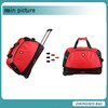 hot new product red black fashion luggage travel trolley bags for girls wonman and man from china supplier for 2015