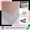 Nonwoven imitation leather lining