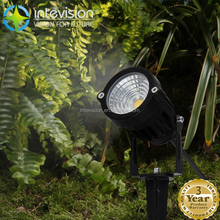 220V or 12V Outdoor 5W Yard Garden Lights LED With IP65 Protection