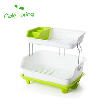Hight quality plastic dish rack for plates and cups bowl fram for wholesales