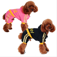 Pet accessories wholesale puppy dog clothes made in China