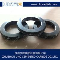 Tungsten carbide cold rolls for smooth steel wire in structure building