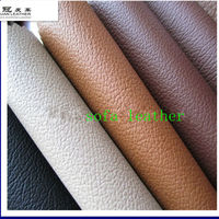 2014 Pvc Artificial Leather For Home