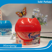 Hot sale gel/solid can car air freshener wholesaele scent OEM solid freshener wholesale