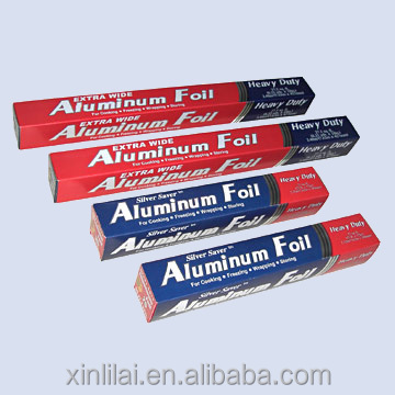 Food service Aluminum Foil Roll catering Aluminum Foil for freezing/cooking