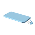 Hot Portable Credit Card Power Bank 4000 mah Charge rohs power bank 5000 mah