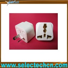 Universal 10A 250V argentina electrical plug 2-pin australian standard products adapter SE-UA17