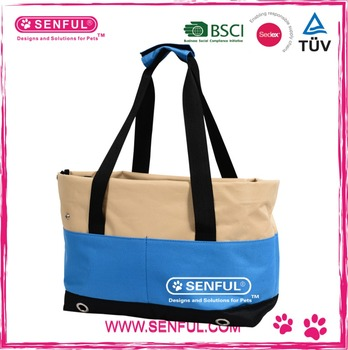 Hot sale pet handbag made in China cheap pet handbag